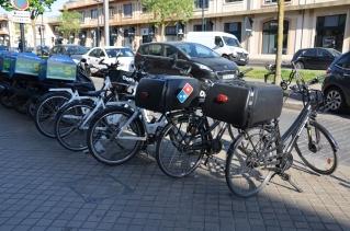 5 vélos...