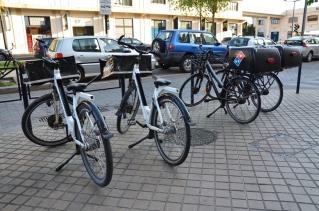 ... 4 vélos peu de temps après