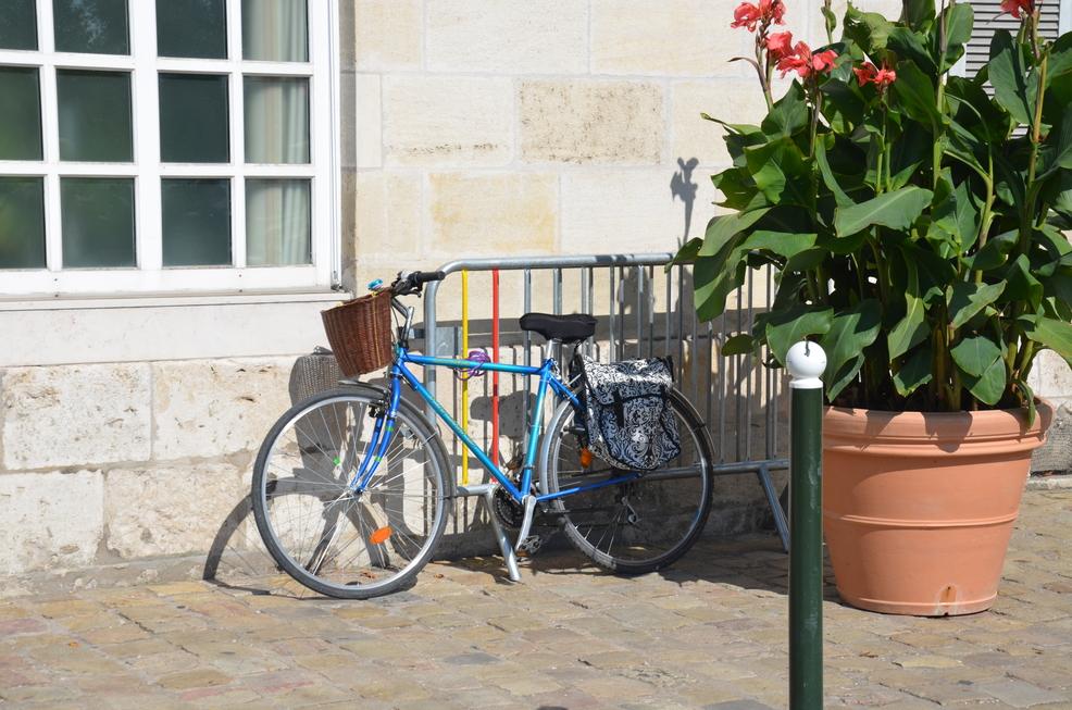 Venir à vélo au festival de Loire