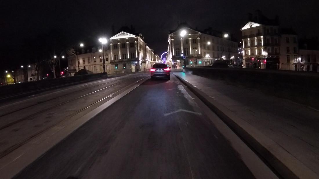 Rue Royale de Noël