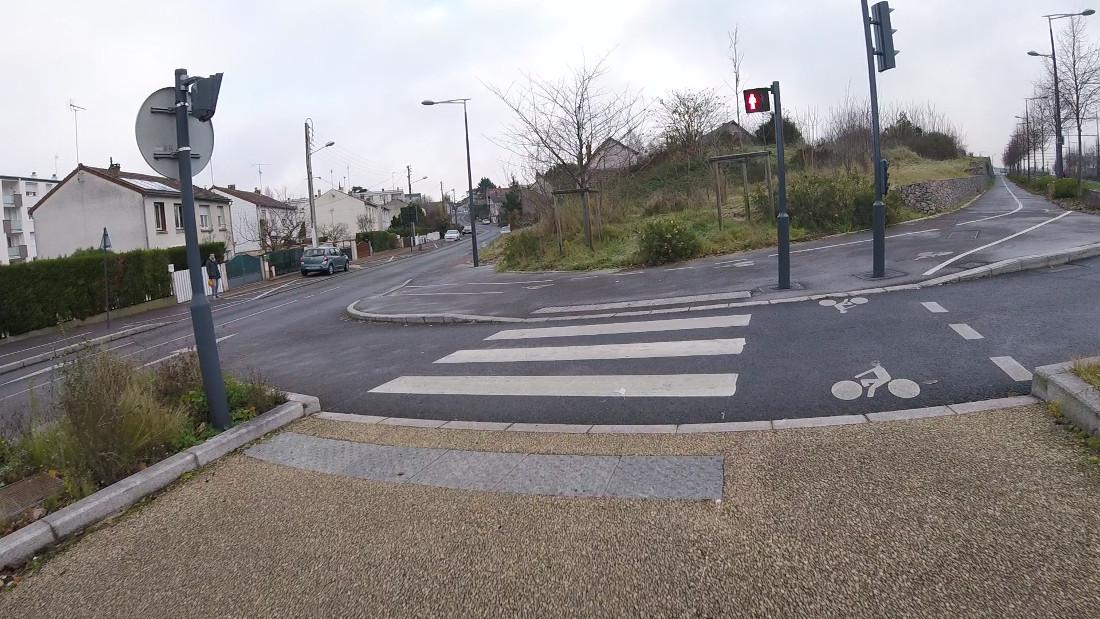 Un labyrinthe au carrefour